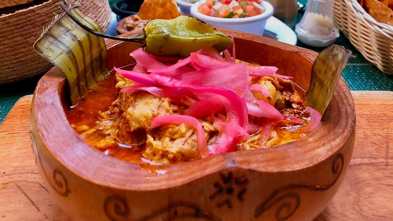 Restaurante El Atrio del Mayab