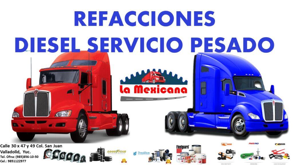 La Mexicana Refacciones Diesel